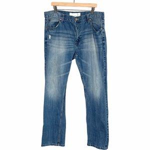 Paper Denim & Cloth Straight Jeans 38 x 32 Men's
